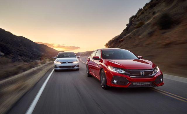 Civic Si vs VW GTI