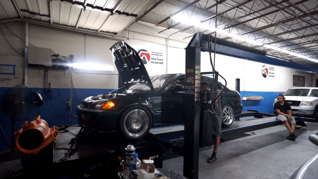 1000 Hp K20 Swapped Civic