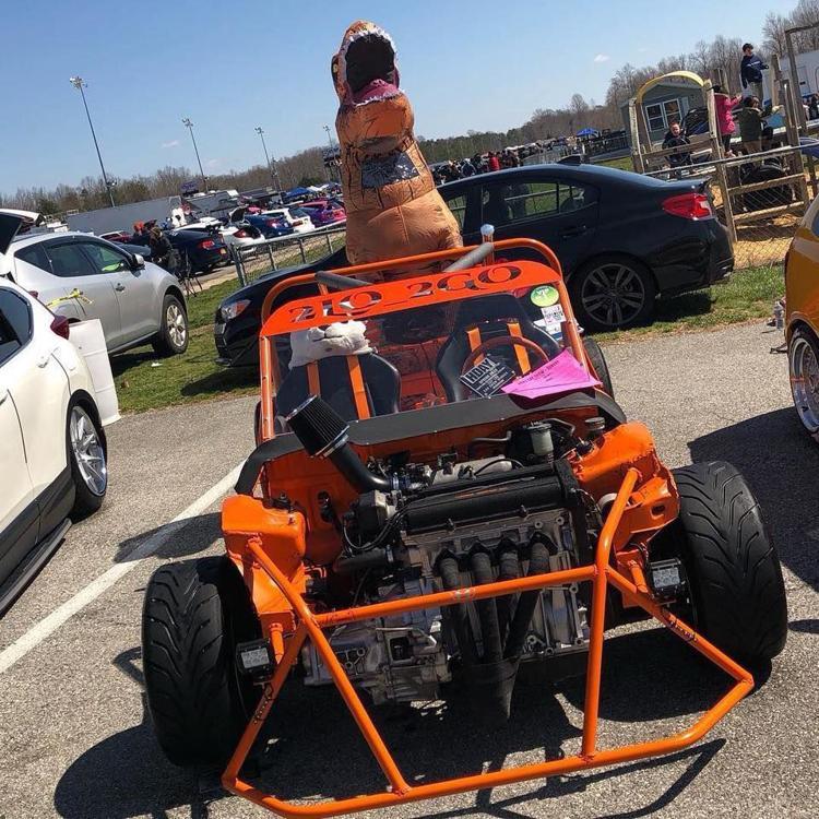 Man Builds Civic-Based 'Death Kart' Exocar, Dies In It