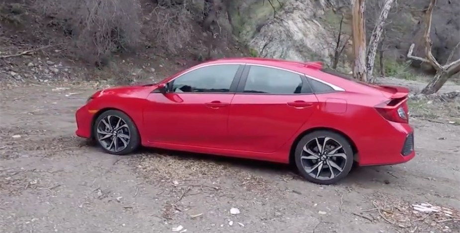 2018 Civic Si review