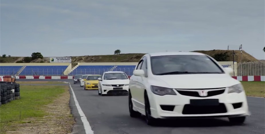 Every Civic Type R