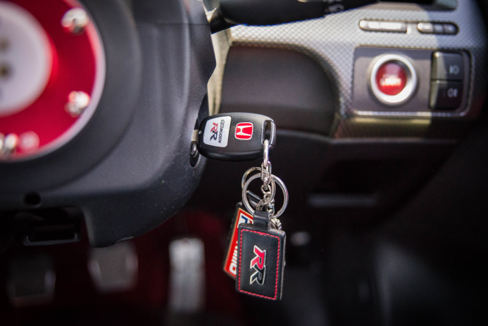 Honda Civic Type R FD2 Mugen RR Honda-tech.com