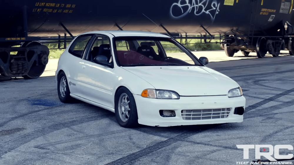 500+ HP 1993 Civic