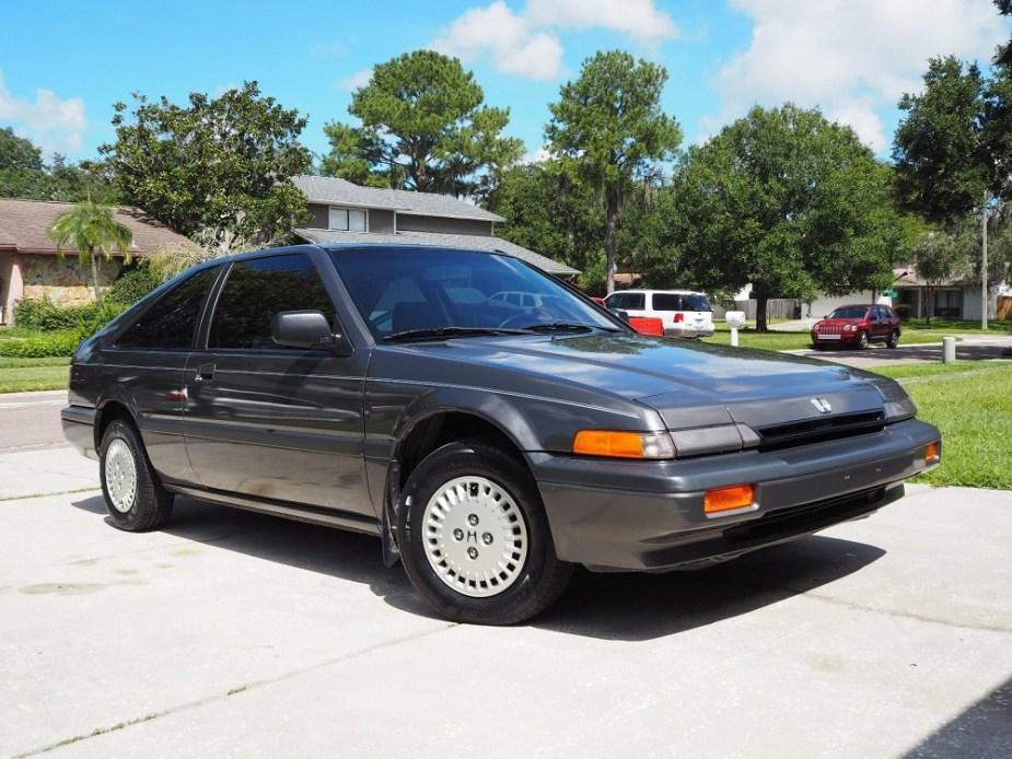 1986 Honda Accord