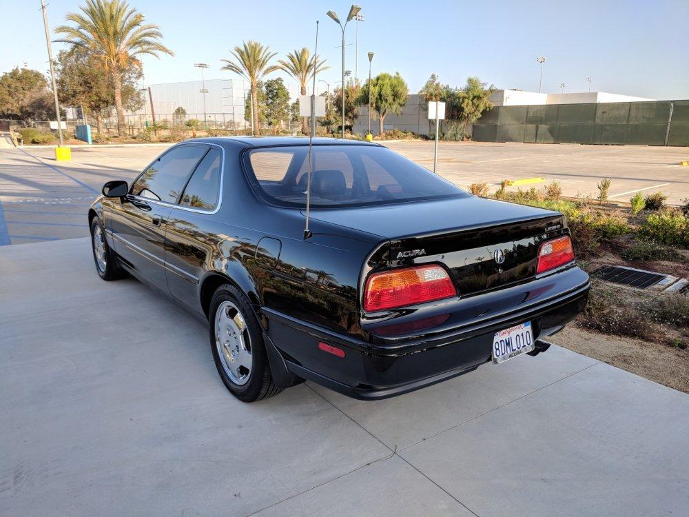 1993 Legend Rear