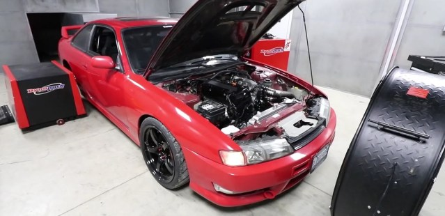 K24-swap 240sx S14 dyno build Speed Academy Honda-tech.com