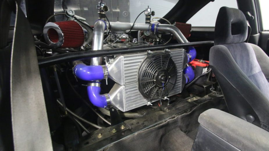 Integra v8 engine swap