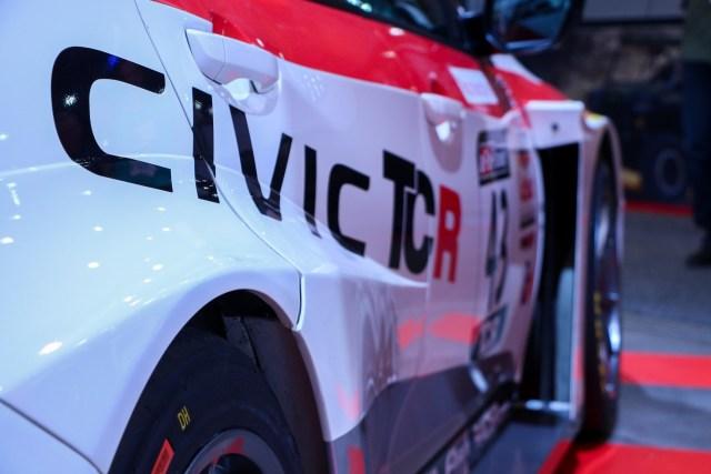 Honda Civic Type R TCR Formula 3 F3 RealTime Racing Insight SEMA 2018 Honda-tech.com