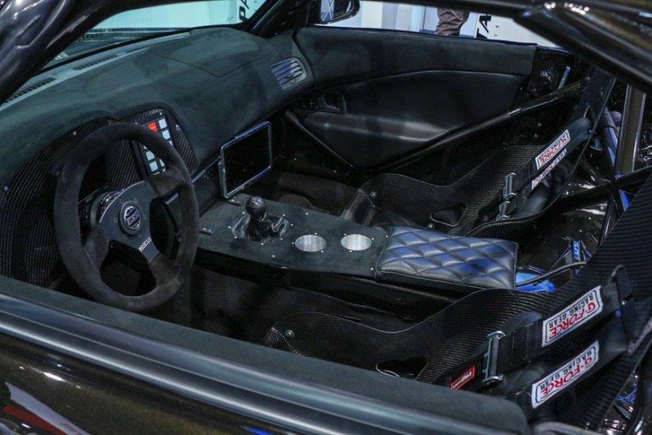 Sparta S2000 Interior