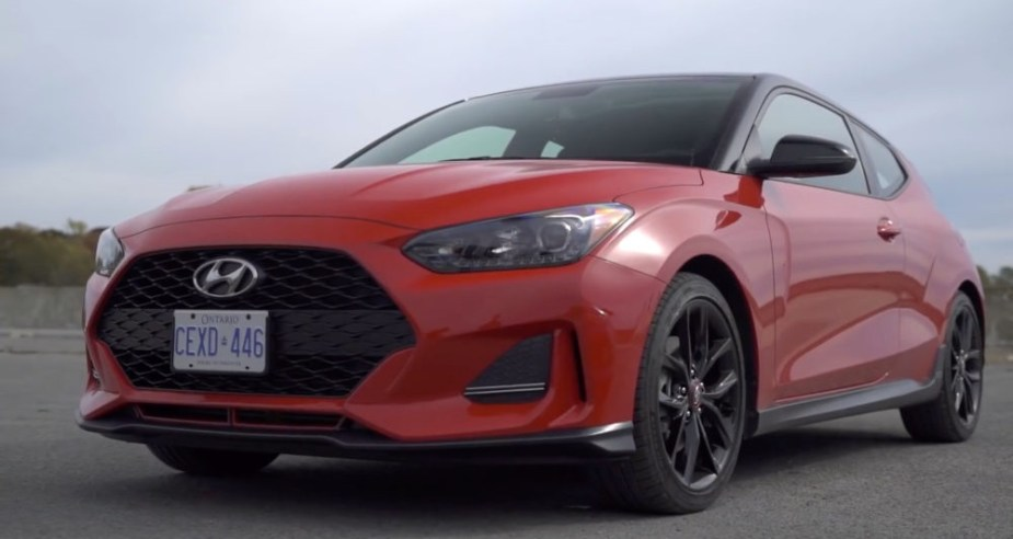 Honda Civic Si vs. Hyundai Veloster Turbo