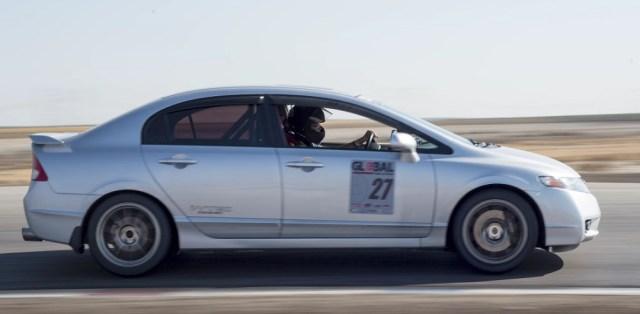 Honda Civic Si Global Time Attack Super Lap Battle