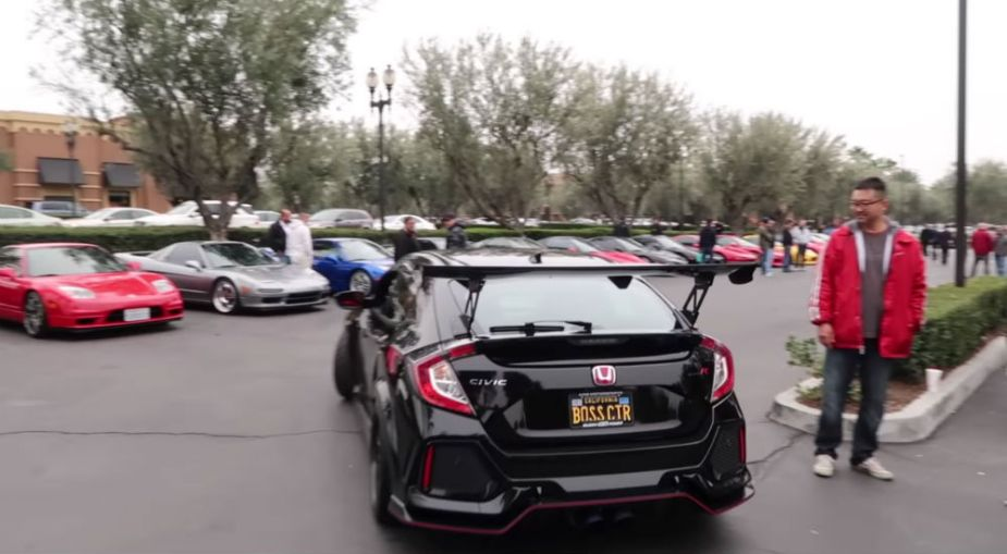 S2000 NSX Irvine Plaza Meet 2019