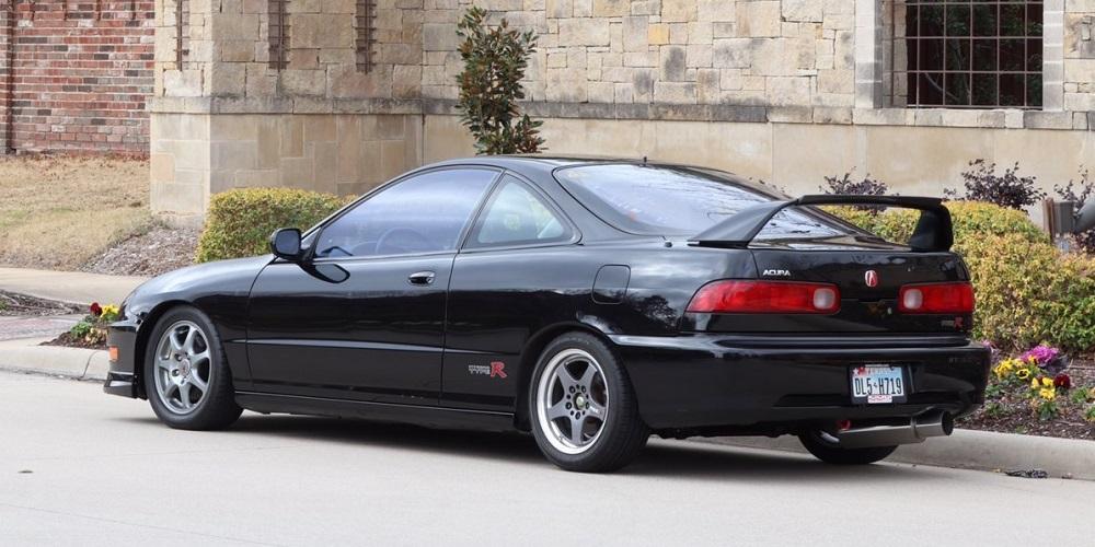 Turbo Integra Type R Honda-tech.com