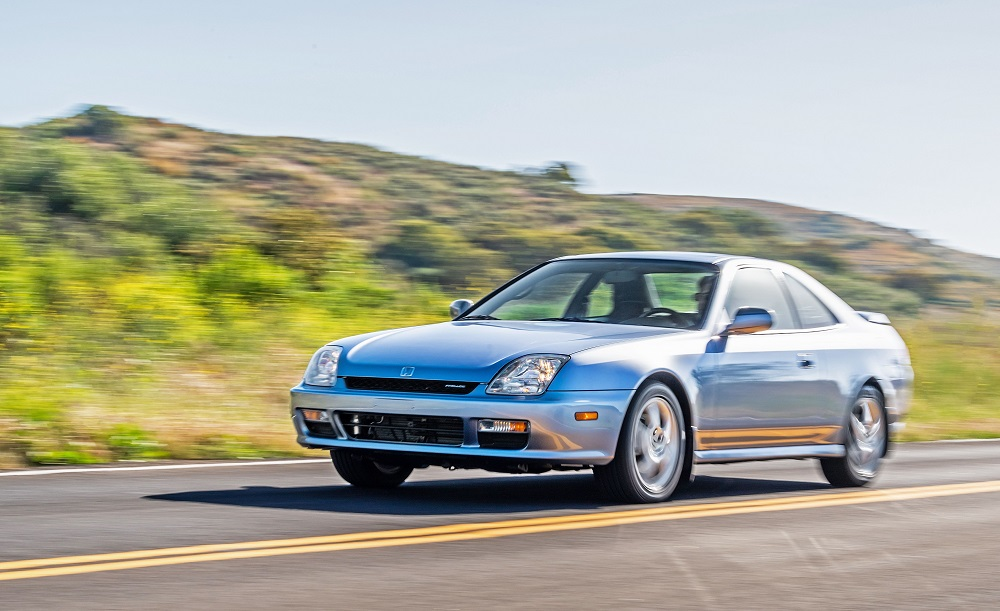 Golden Era Icon: C&D Track Tests 1999 Prelude in 2019 ...