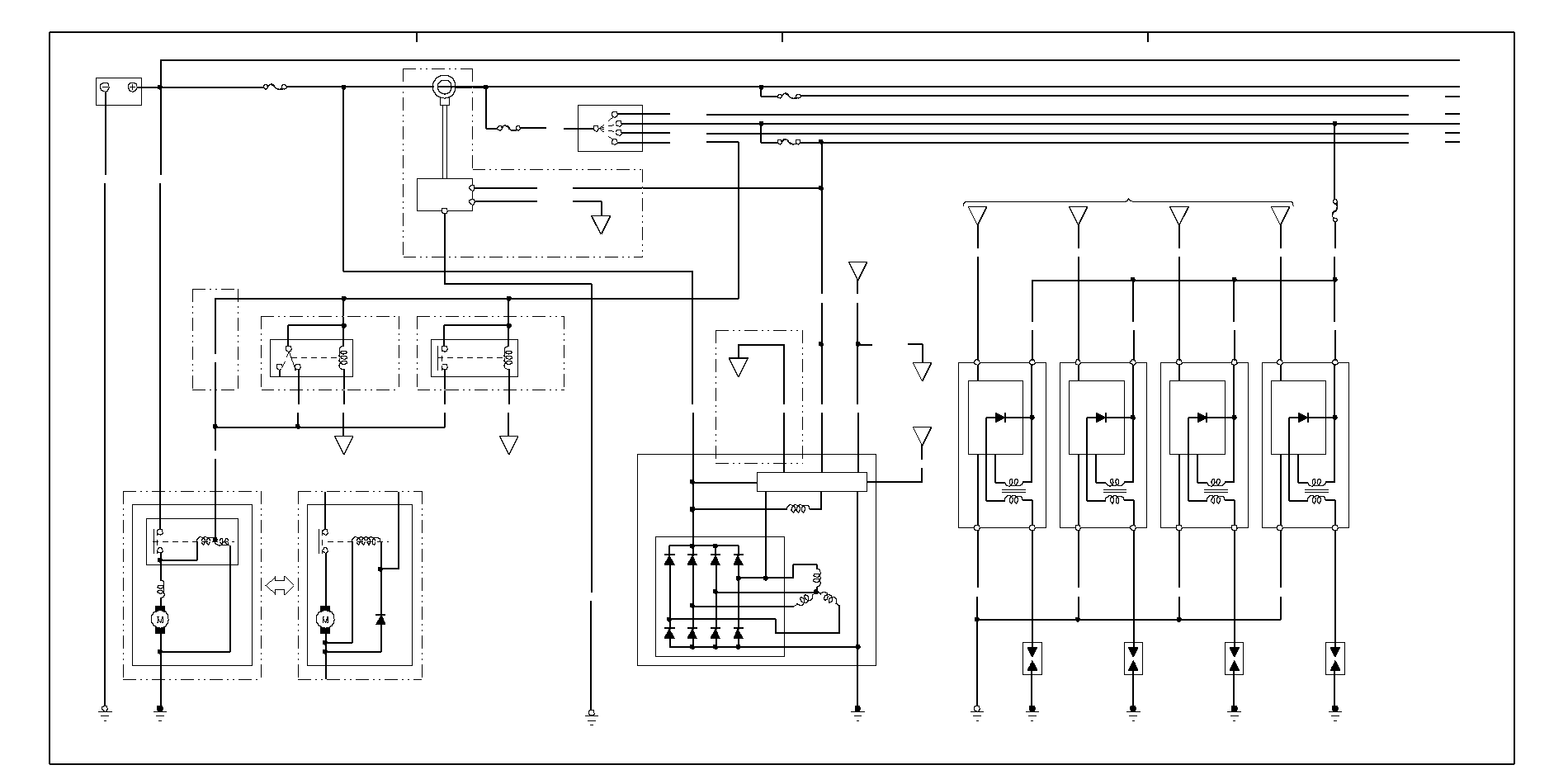 honda crv fuse box diagram 2006