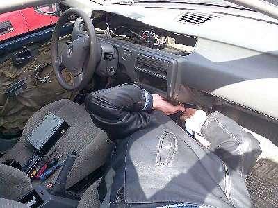 Как снять панель приборов? - HONDA СТО - ремонт кузова и ...