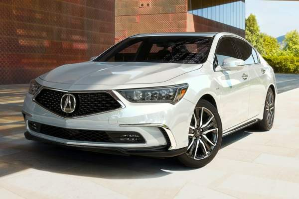 2020 acura rlx redesign and release date - honda car models