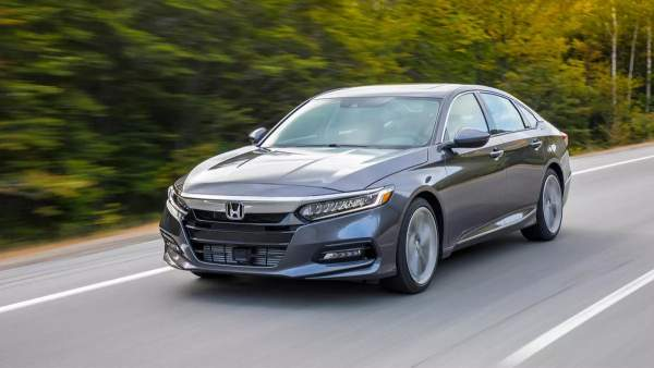 2020 Honda Accord 10th Generation Redesign