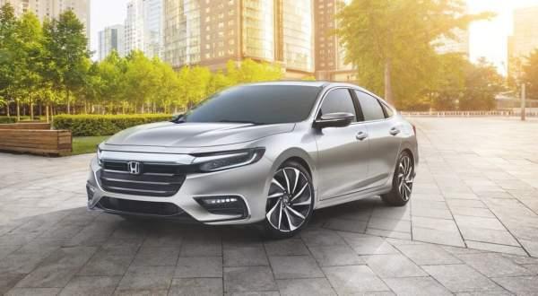 2020 Honda Accord Hybrid Exterior