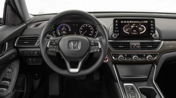 2020-Honda-Accord-Hybrid-Interior