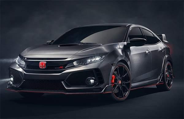 2020 Honda Accord Type R Styling