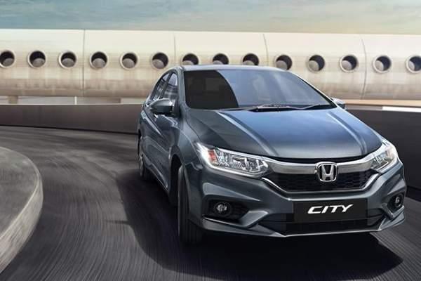 2020 Honda City Redesign