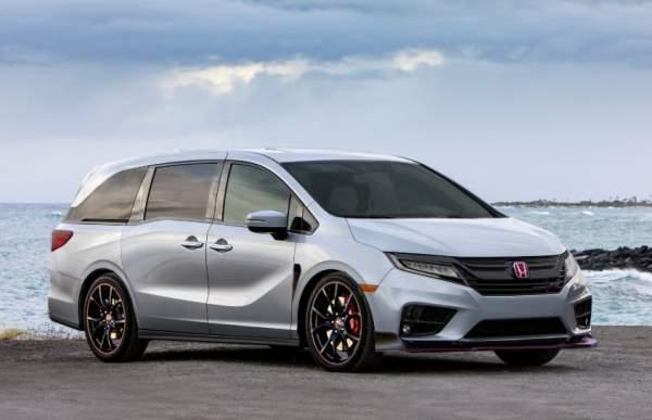 2020 Honda Odyssey Type R Release Date