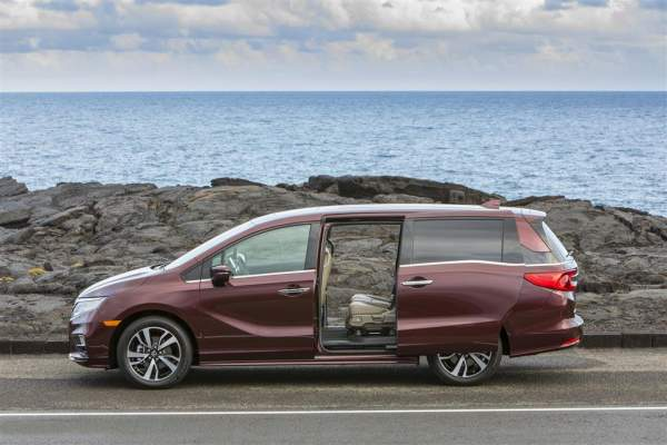 2020-Honda-Odyssey-Type-R-Safety-Features