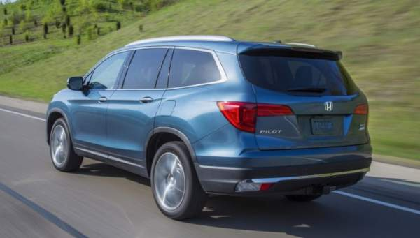 2020-Honda-Pilot-Plug-In-Hybrid-Safety-Features