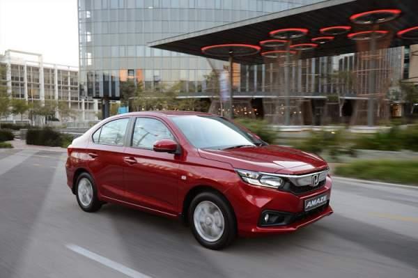 2020 Honda Amaze Price