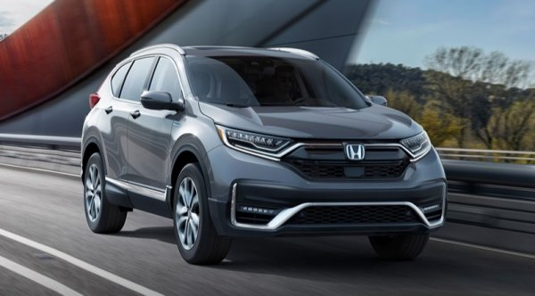2020 Honda CR-V Hybrid Touring Styling