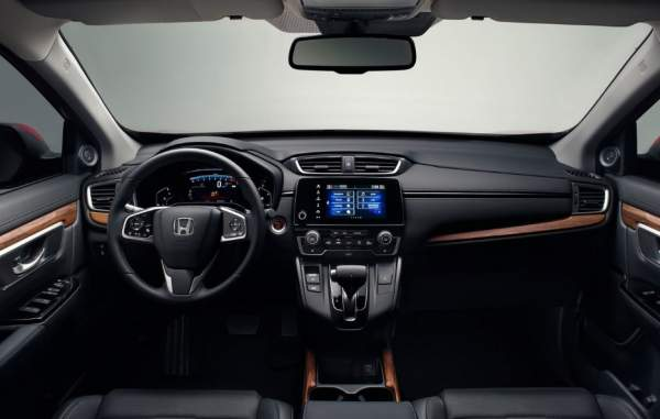 2021-Honda-HR-V-Interior