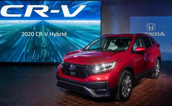 2020-Honda-CR-V-Hybrid-Release-Date