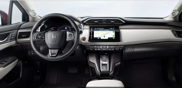 2020-Honda-Clarity-Fuel-Cell-Interior