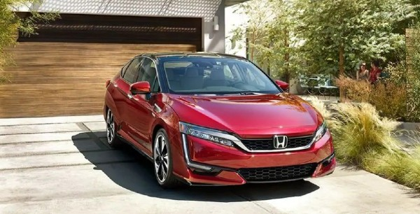 2020 Honda Clarity Fuel Cell Price