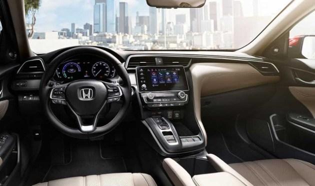 2020 Honda Insight Equipment