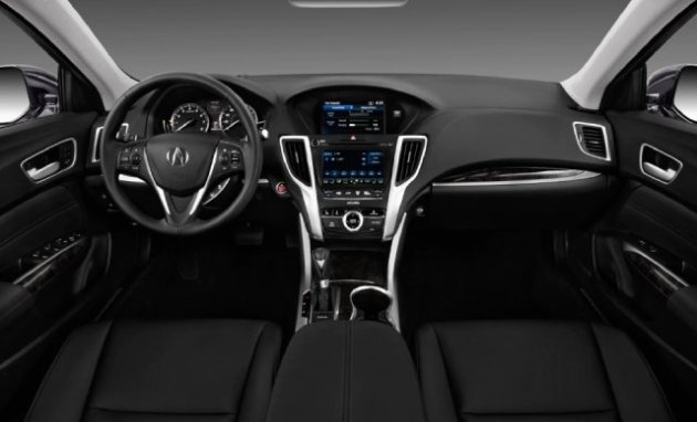 2021-Acura-RLX-Interior