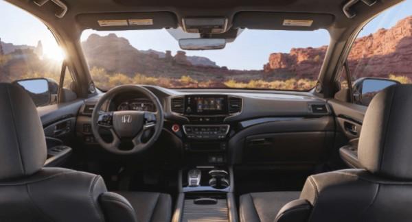 2021-Honda-Passport-Interior