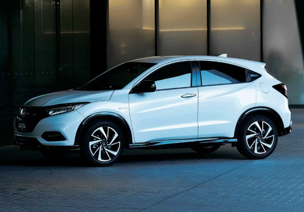 Honda-Vezel-Design