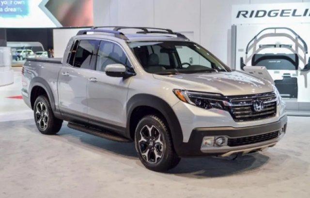 2021 Honda Ridgeline Hybrid Engine