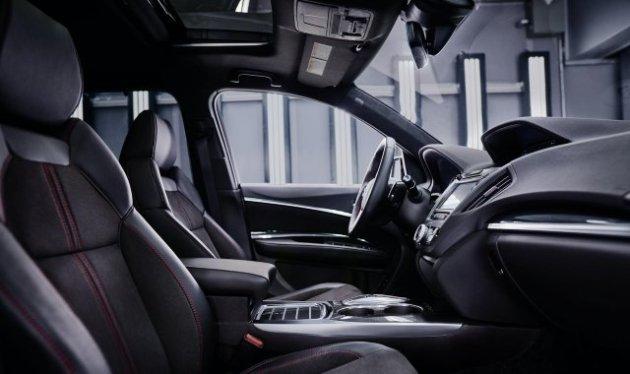 2020-Acura-MDX-PMC-Edition-Interior