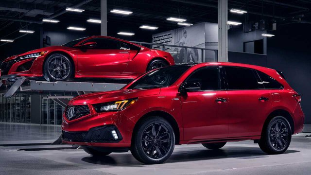2020 Acura MDX PMC Edition Is Available For Purchase