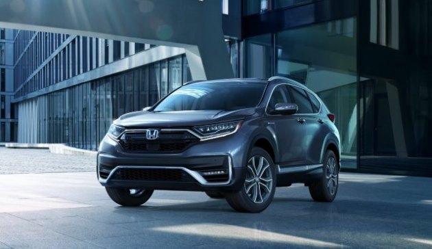 2020-Honda-CR-V-Hybrid-Styling