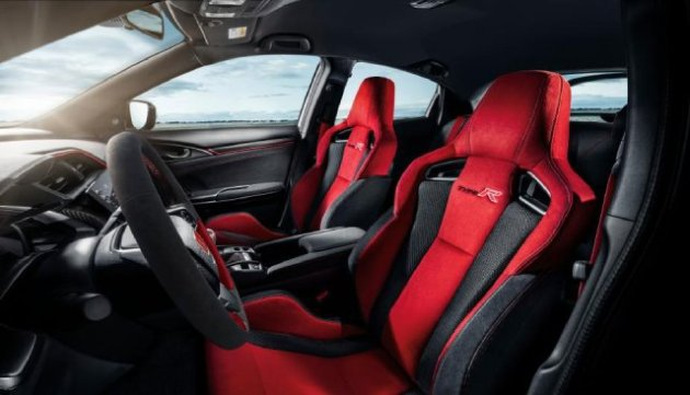 2020-Honda-Civic-Type-R-Interior-Changes