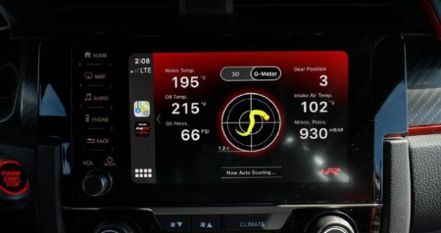 2020-Honda-Civic-Type-R-LogR-Datalogging-Smartphone-App