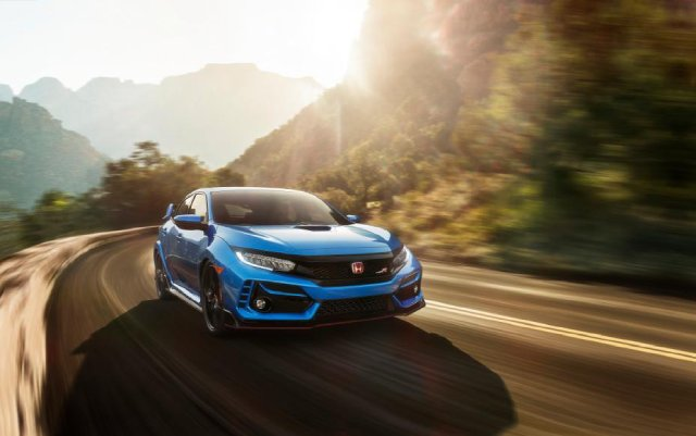 Upgraded 2020 Honda Civic Type R Will Appear at Chicago Auto Show