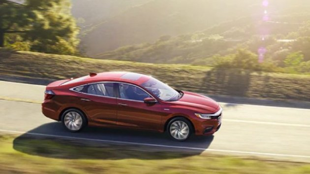 2021-Honda-Insight-Configurations