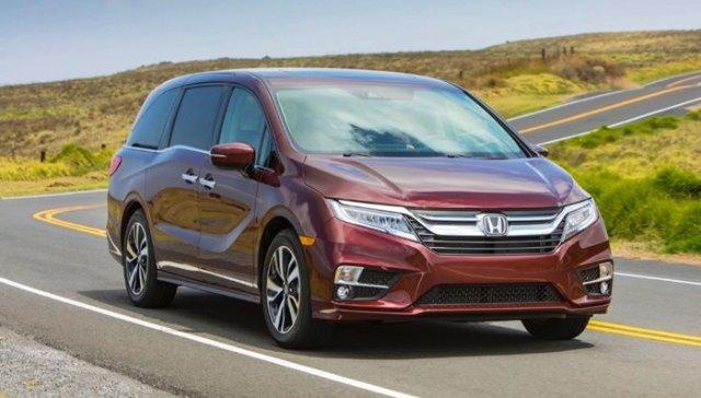 2021 Honda Odyssey Engine Specs and Price