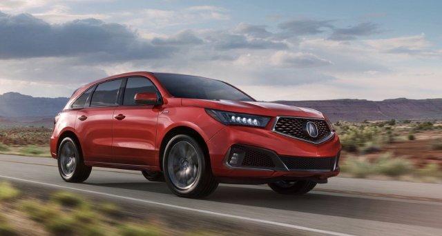 2021 Acura MDX Hybrid Updates