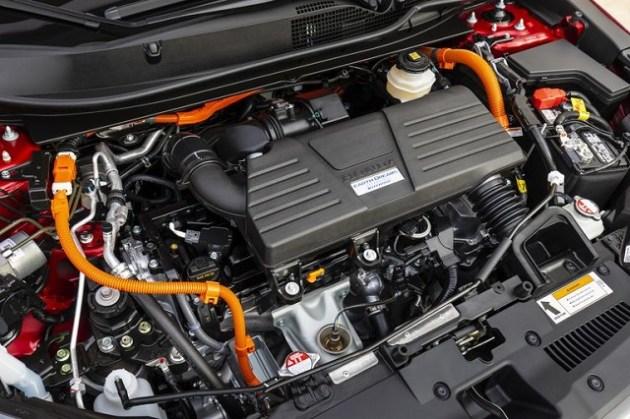 2021 Honda CR-V engine